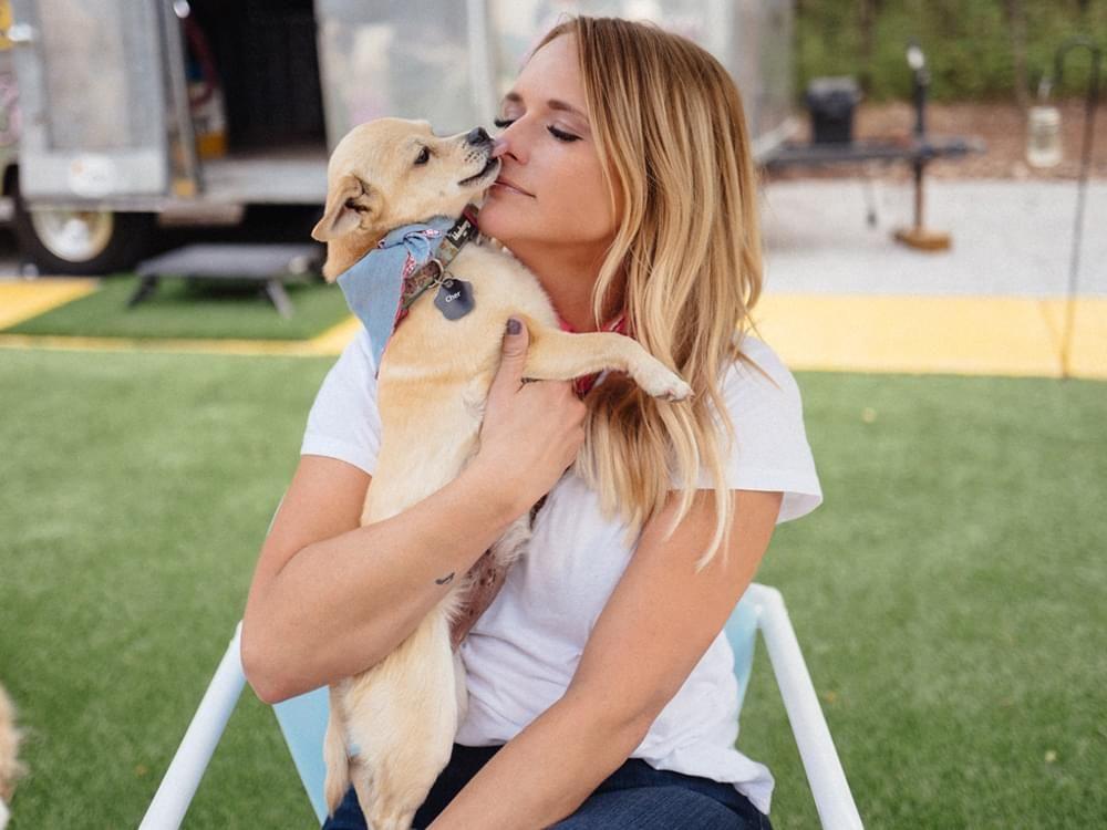 Miranda Lambert's MuttNation Supplies 20 Local Animal
