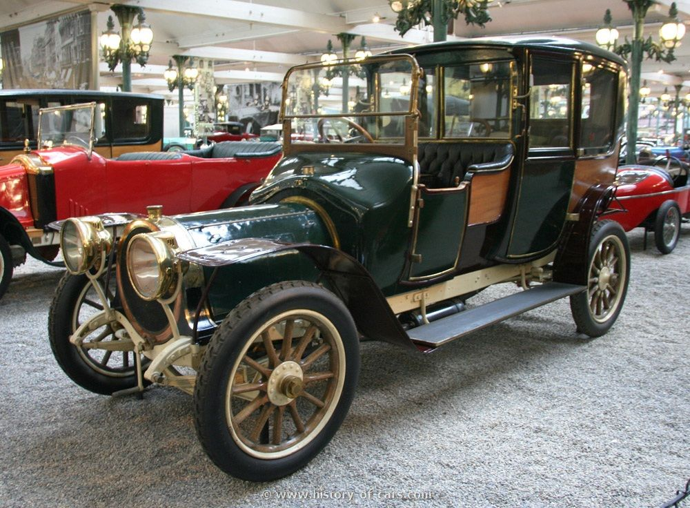 1912 Lelaunay Bellville Previously Owned By Tsar Nicholas