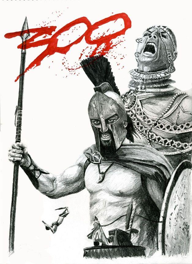 300 Ii Spartan Warrior 300 Movie Warrior Tattoos