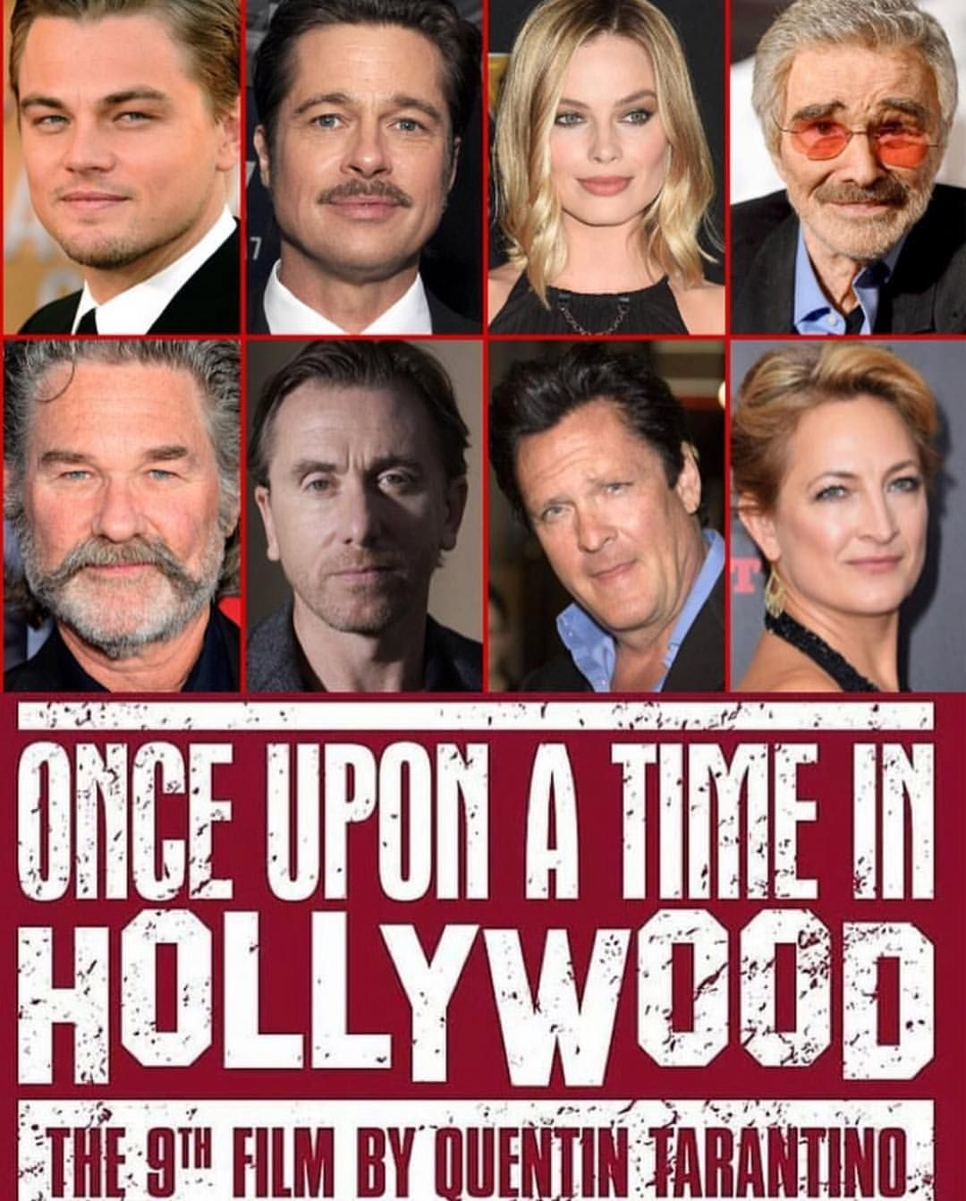 Once Upon a Time in Hollywood | Once Upon a Time In Hollywood ...