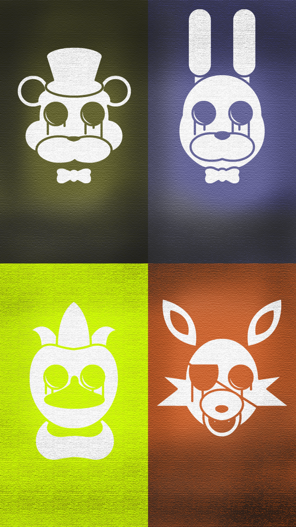 Five Nights At Freddys Phone Wallpaper HD by Teenage