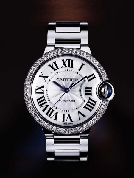 Cartier Ballon Bleu Diamond