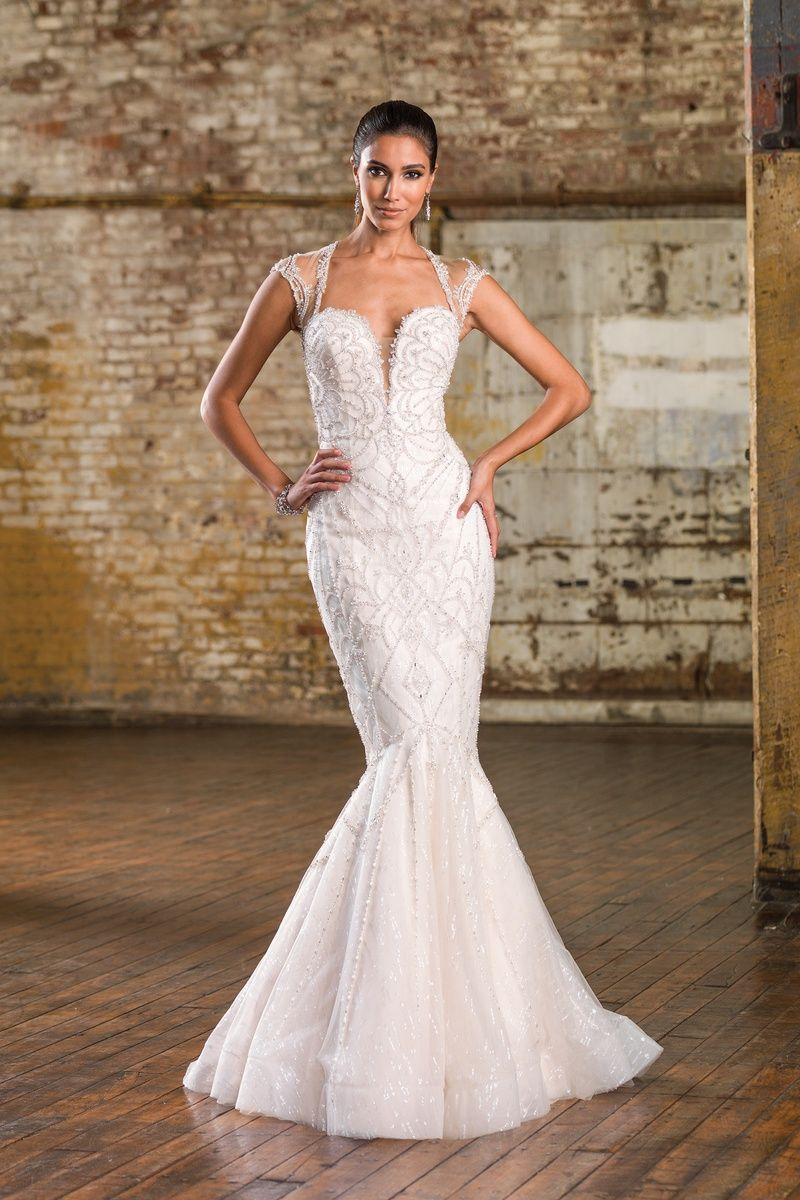 Justin alexander wedding dress the bridal boutique by maeme