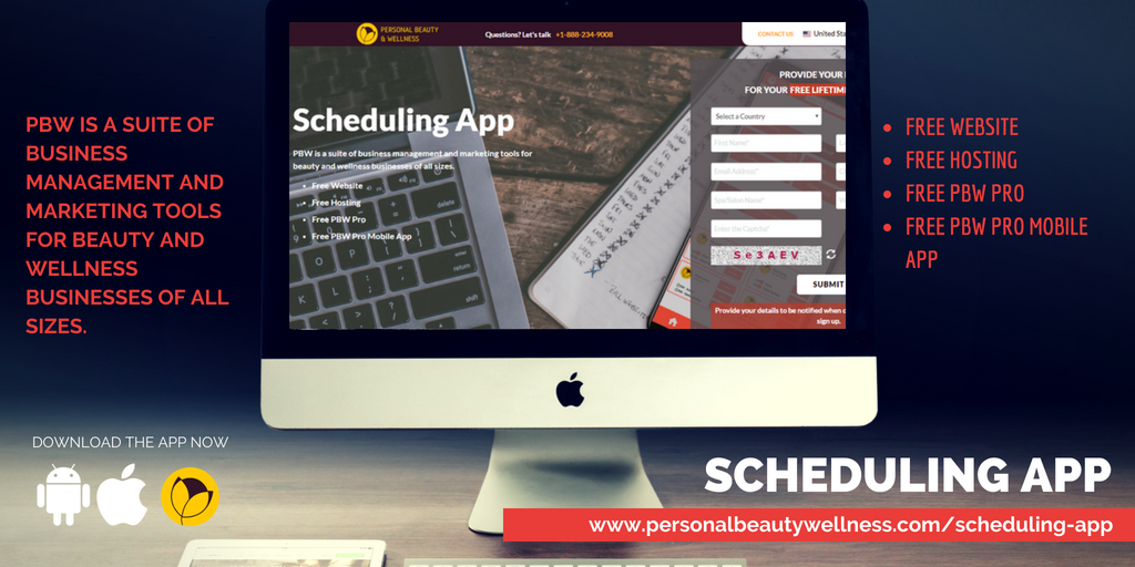 Introducing PBW Pro, the scheduling app which is an