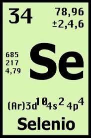 Resultado de imagen para el selenio en la tabla periodica resultado de imagen para el selenio en la tabla periodica urtaz Images