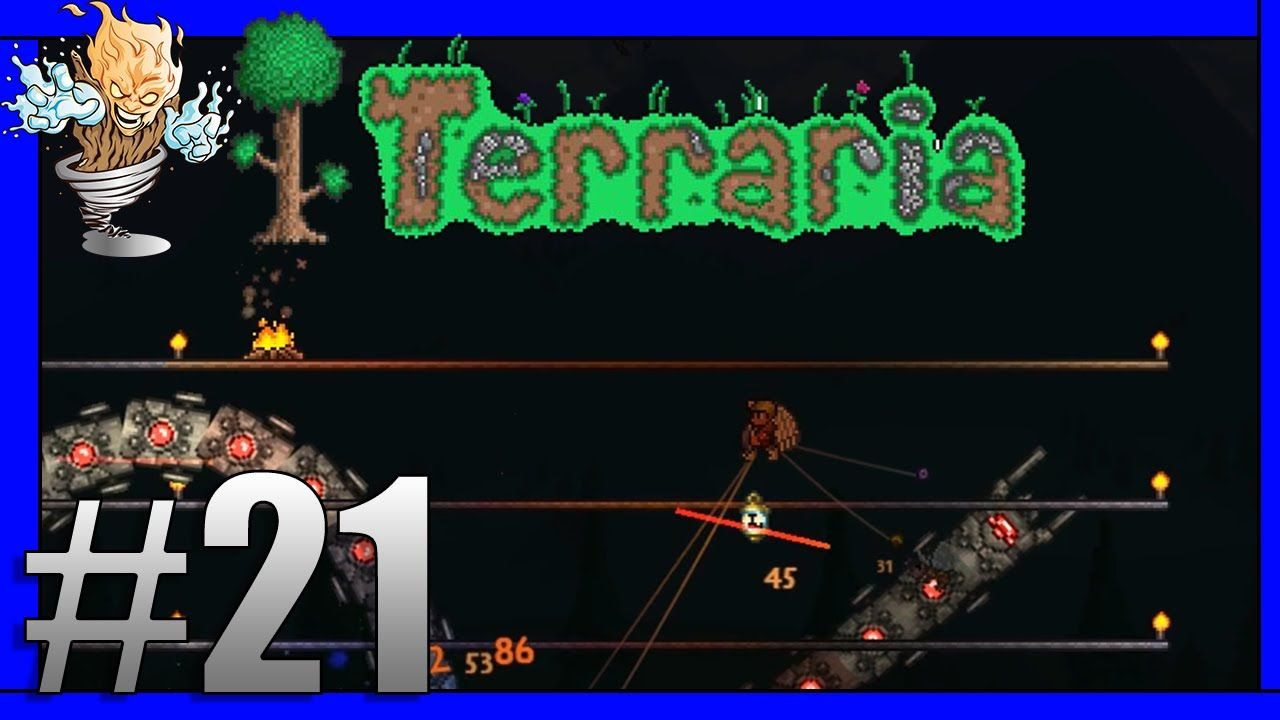 Get Ready, The Destroyer Cometh! | Let's Play Terraria Yoyo