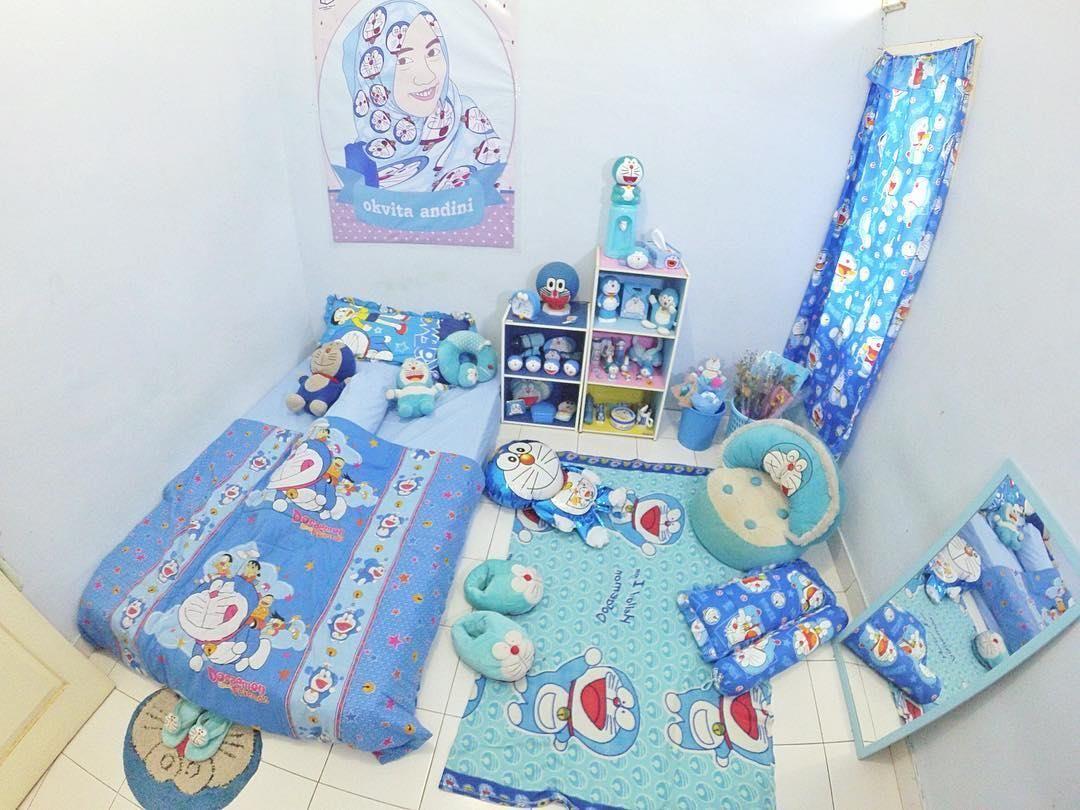 5+ Gambar Kamar Kos Serba Doraemon Paling Hist  Hello kitty