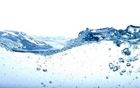Voda může i uzdravovat.