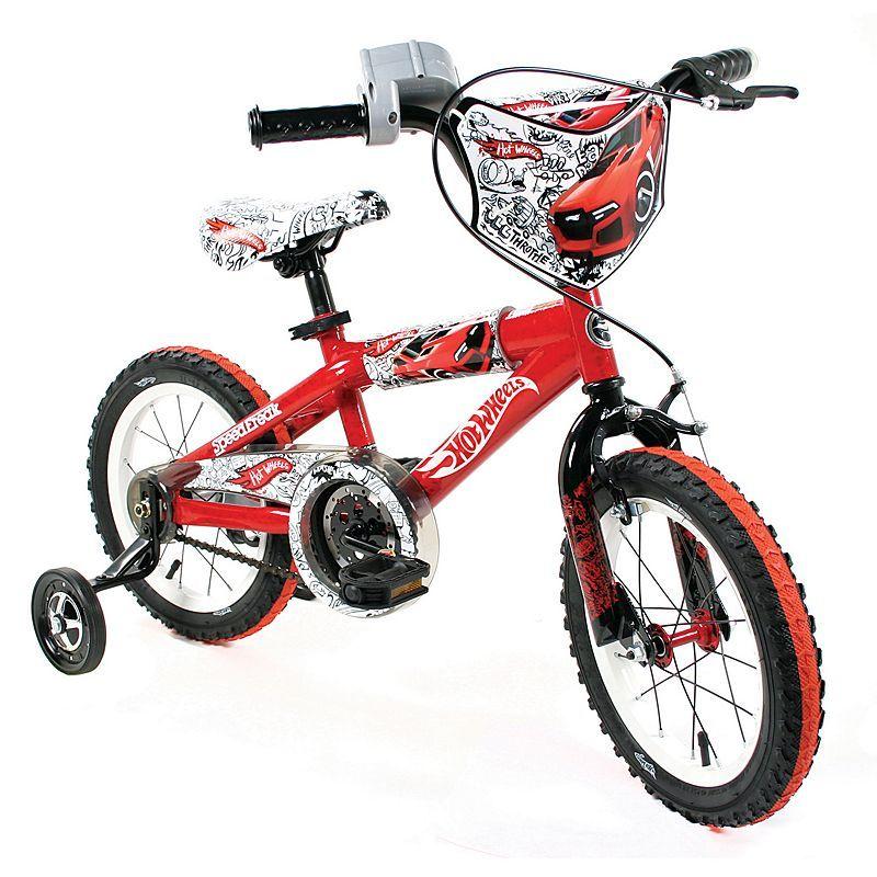 Hot Wheels 14 In Bike Boys Hot Wheels Kids Bike Kids Bike Sizes