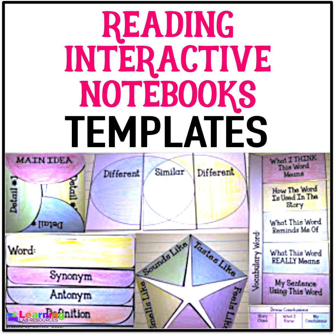 Turning Any Worksheet Into An Interactive Notebook