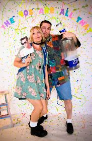 Sweet Pea and Poppy: Party Like it's 1999  | My Birthday in