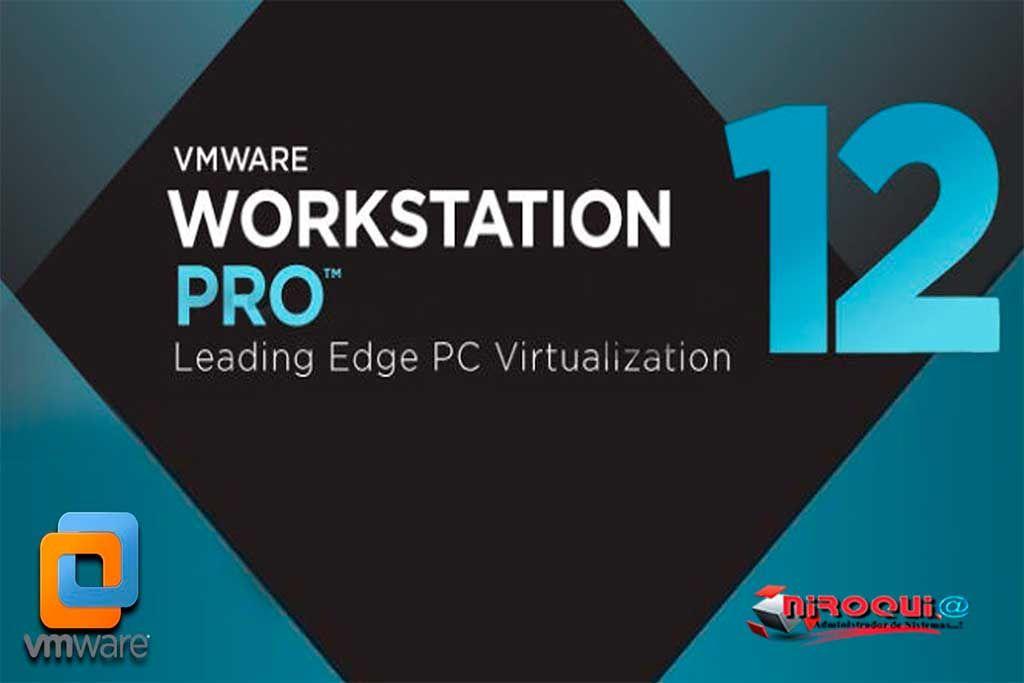 Descargar Vmware Workstation Pro V12 5 7 5813279 Mega 1 Link