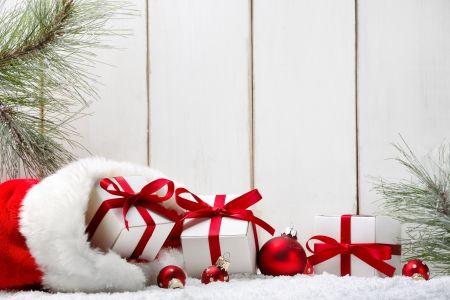 Xmas - magic christmas, merry christmas, xmas, balls, christmas