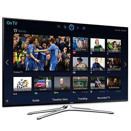 Samsung 32h6200 32 Inch Widescreen Full Hd 1080p 3d Smart Led Tv With Freeview Hd Smart Tv Samsung Smart Tv Led Tv