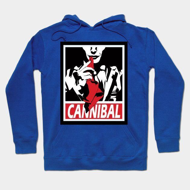 Hannibal The Cannibal Hoodie