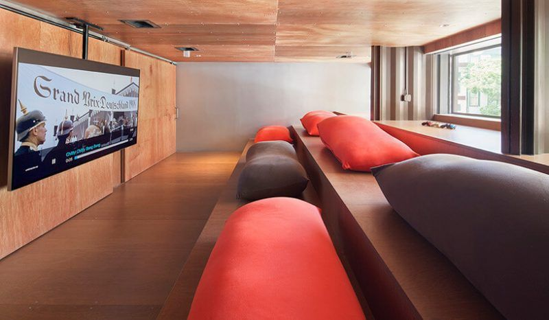 bringing new perspective to container houses | @meccinteriors | design bites | #mediaroom #hometheatre