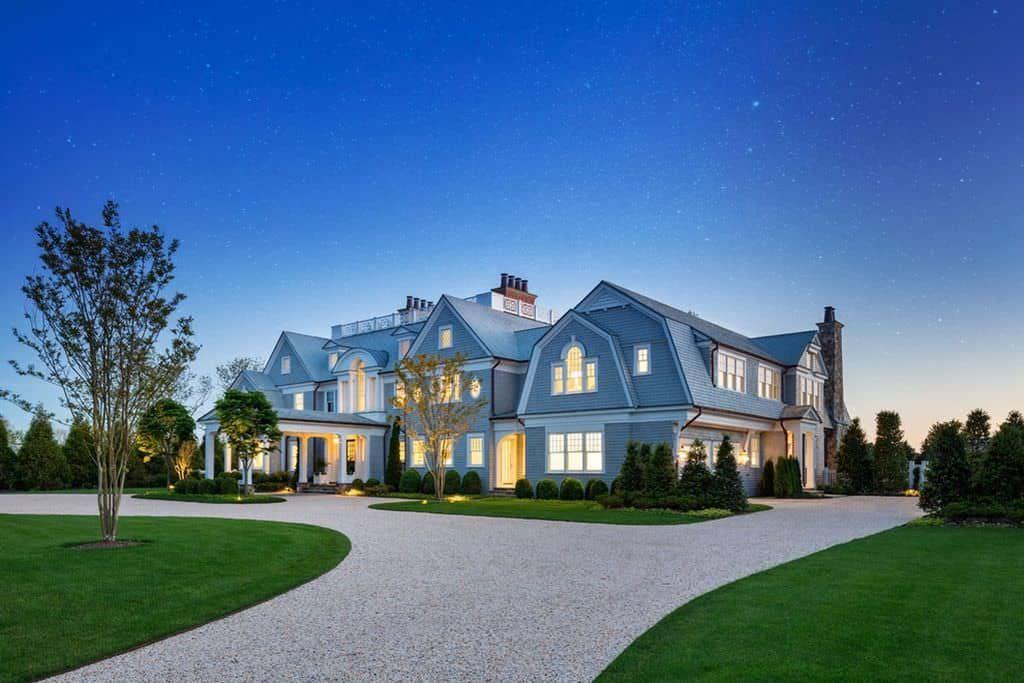 23000 sq ft southampton megamansion hampton mansion