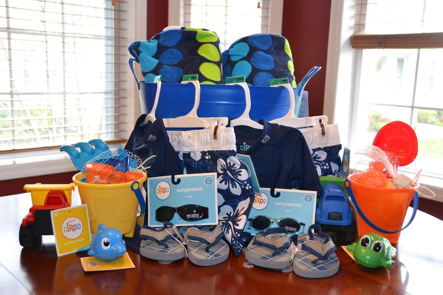 Gift Baskets Boy Age 1 Toys For 1 Year Olds Great
