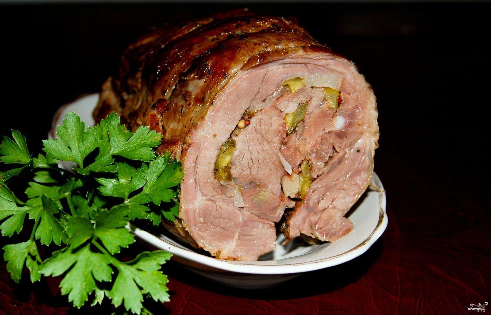 блюда из мяса рецепты с фото легкие нужно учитывать