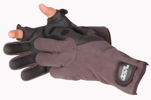 Glacier Glove Windproof Fleece Hybrid Slit Finger Glove, Gray/Black, Small Glacier Glove http://www.amazon.com/dp/B0010FLVNY/ref=cm_sw_r_pi_dp_6jIzub10YG7AG