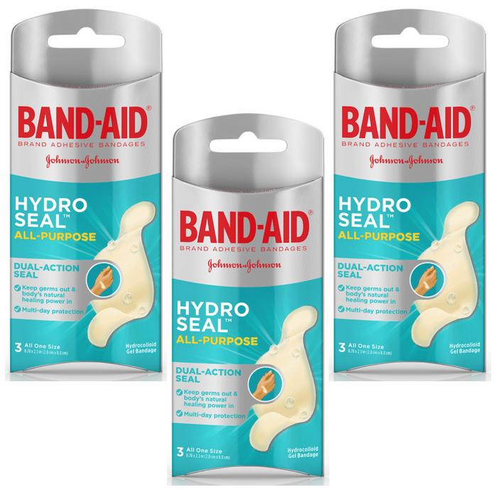 Free Band Aid Hydro Seal Bandage At Dollar General Https Feeds Feedblitz Com 548326818 0 Groceryshopforfree Band Aid Dollar General Hydro