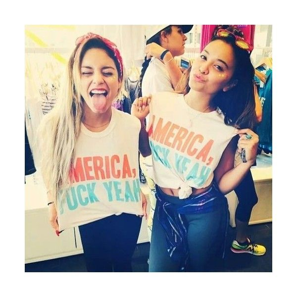 Fuck Yeah, America We Heart It ❤ liked on Polyvore