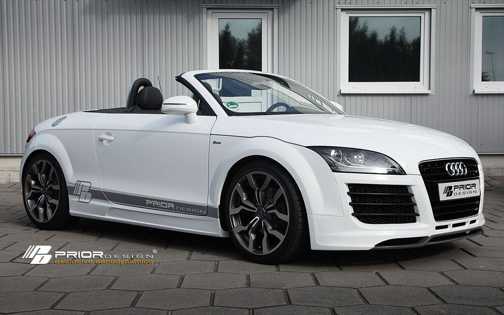 2007 2012 audi tt prior design 8j aero kit bmc extreme customs audi audi tt auto. Black Bedroom Furniture Sets. Home Design Ideas
