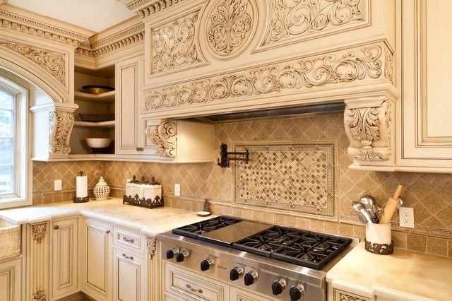 Kitchen Decor, Kitchen Tile, Classic