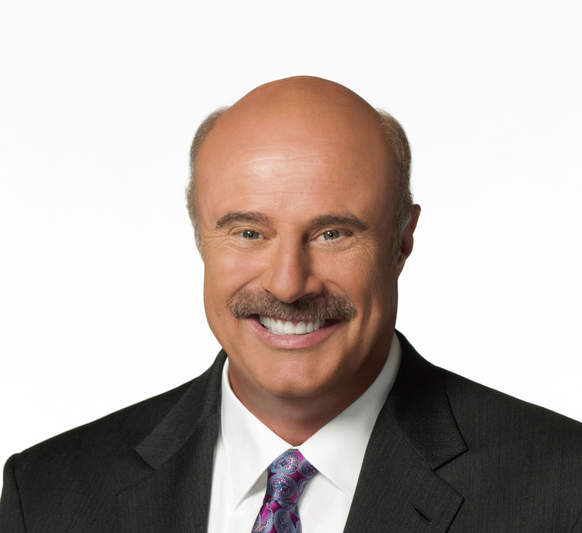 Dr. Phil McGraw -- Host Of The Number One Syndicated Talk