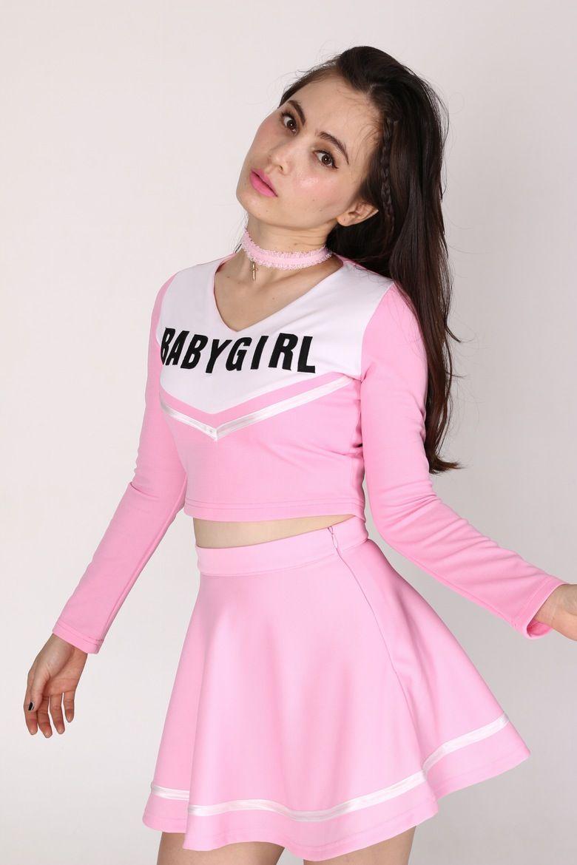 Cheerleading Outfits | Uniformes de porristas, Disfrases y Ropa de ...