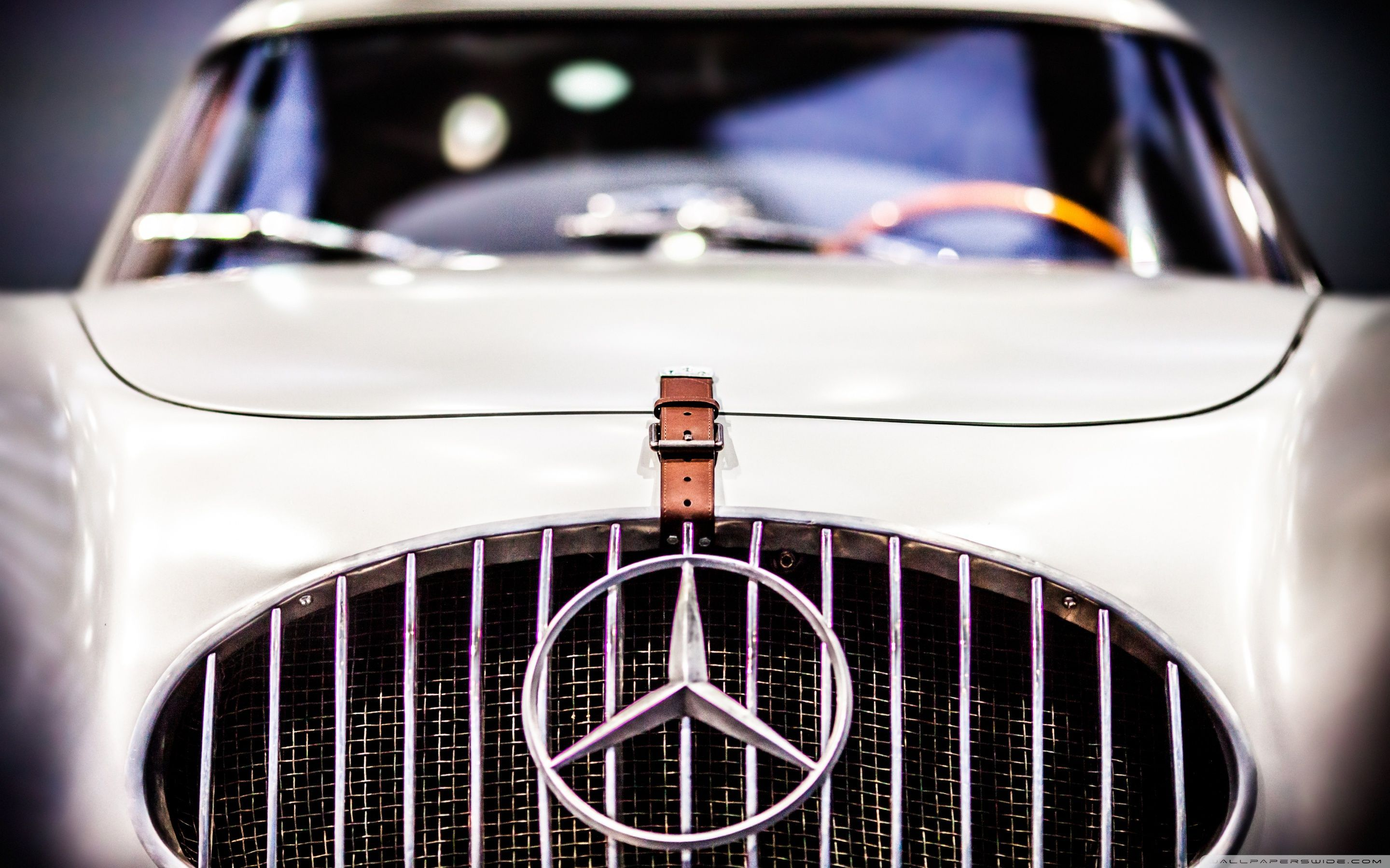 Vintage Old Mercedes Hd Widescreen Classic Car Wallpaper Old