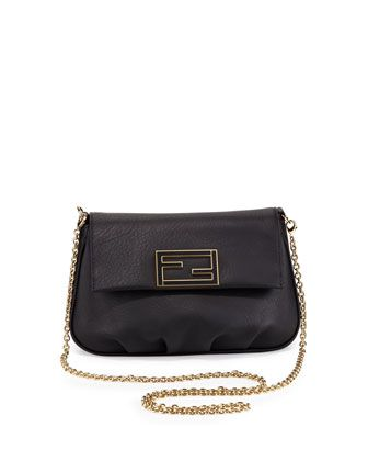 89c1be909164 ... usa fendista pochette crossbody bag black by fendi at neiman marcus.