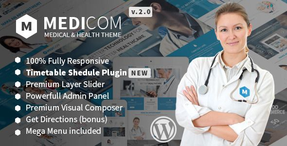 free Responsive Doctor-Medical-Health website template Sample ...