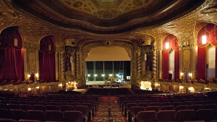 See Inside The Beautiful Kings Theatre Before It Reopens Beautiful Theatre King