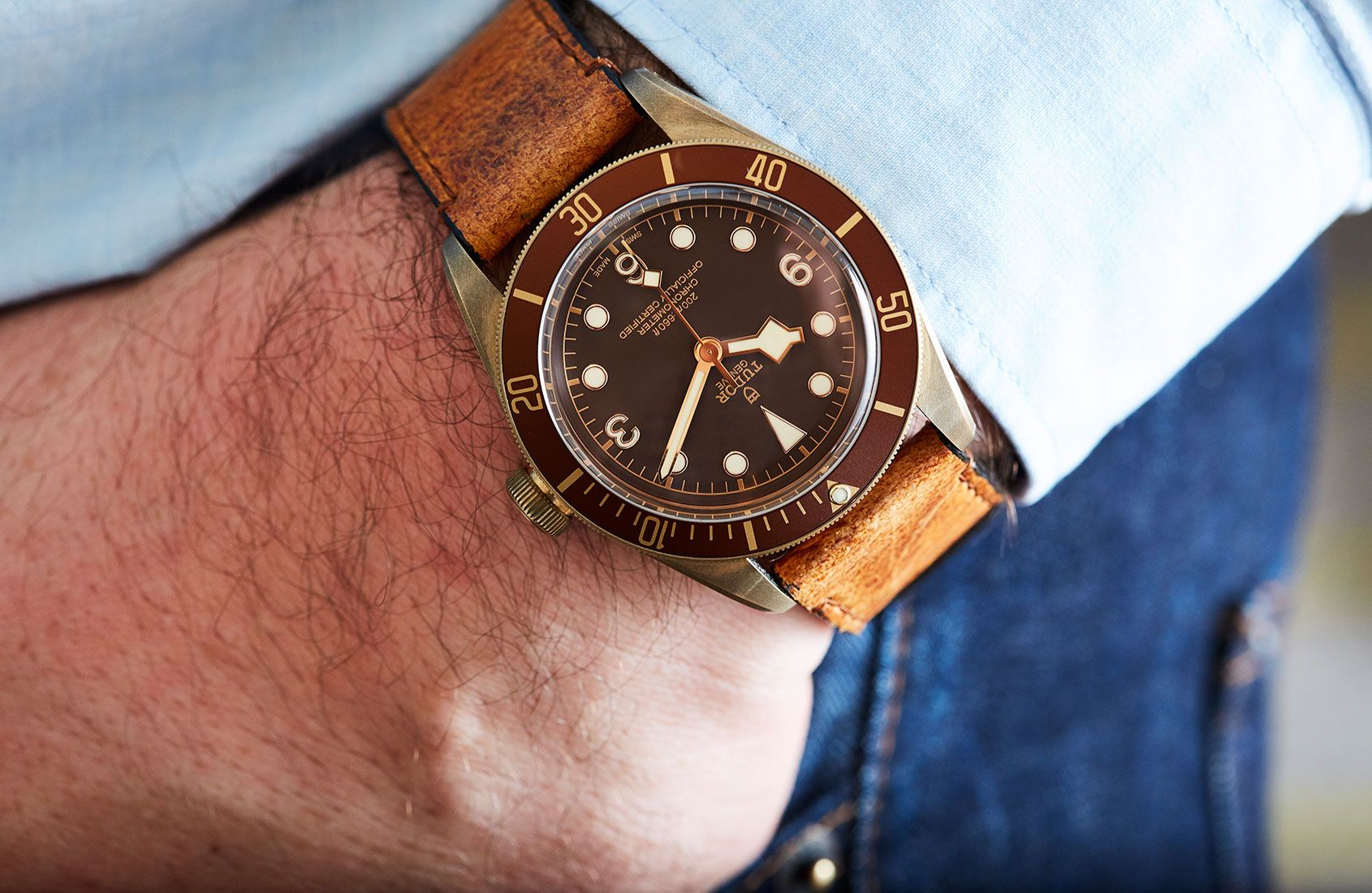 IN-DEPTH: Tudor shows its age with the Black Bay Bronze
