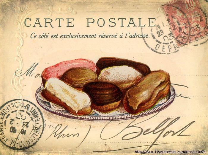Composici n para cuadro laminas pinterest decoupage - Laminas vintage para cocina ...