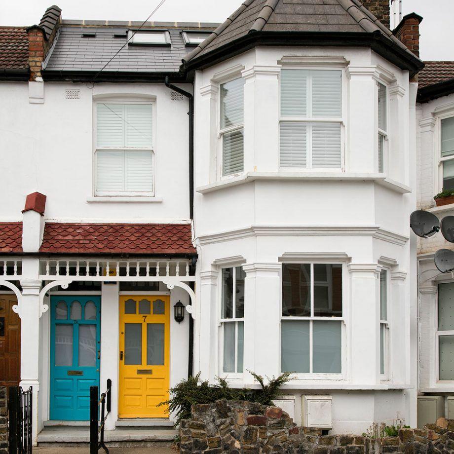 London Apartments Exterior: Take A Tour Around This North London Flat