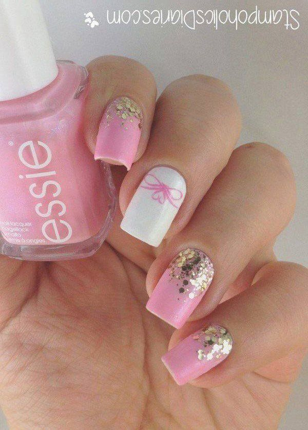 100 best nail art designs just for you | Girls nails