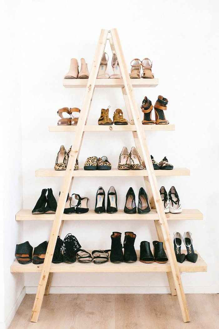 Dcouvrir Les Meubles  Chaussures En  Photos  Forme De Triangle