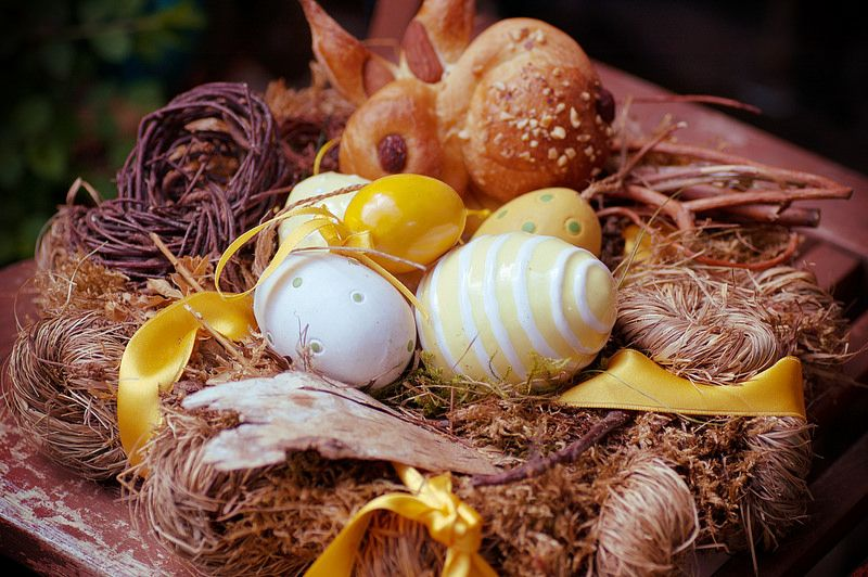 Happy Easter! // Frohe Ostern! // Joyeux Pâques !