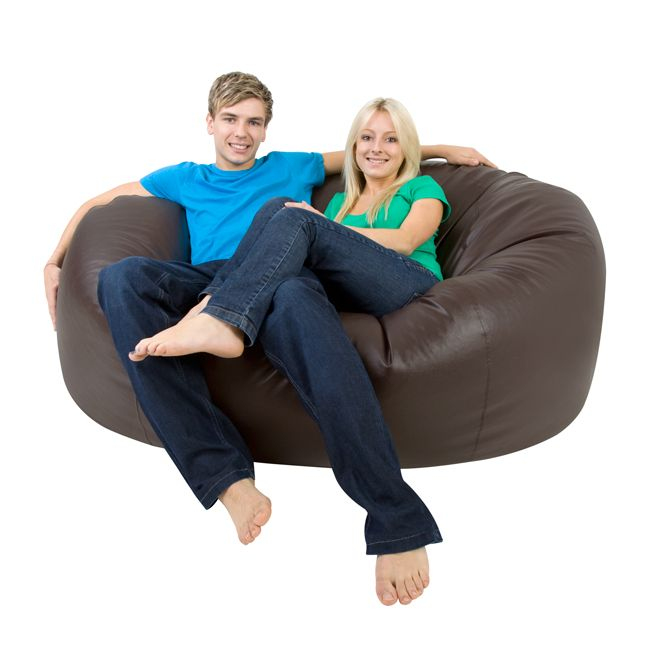 Giant Two Seater Bean Bag Double Bags