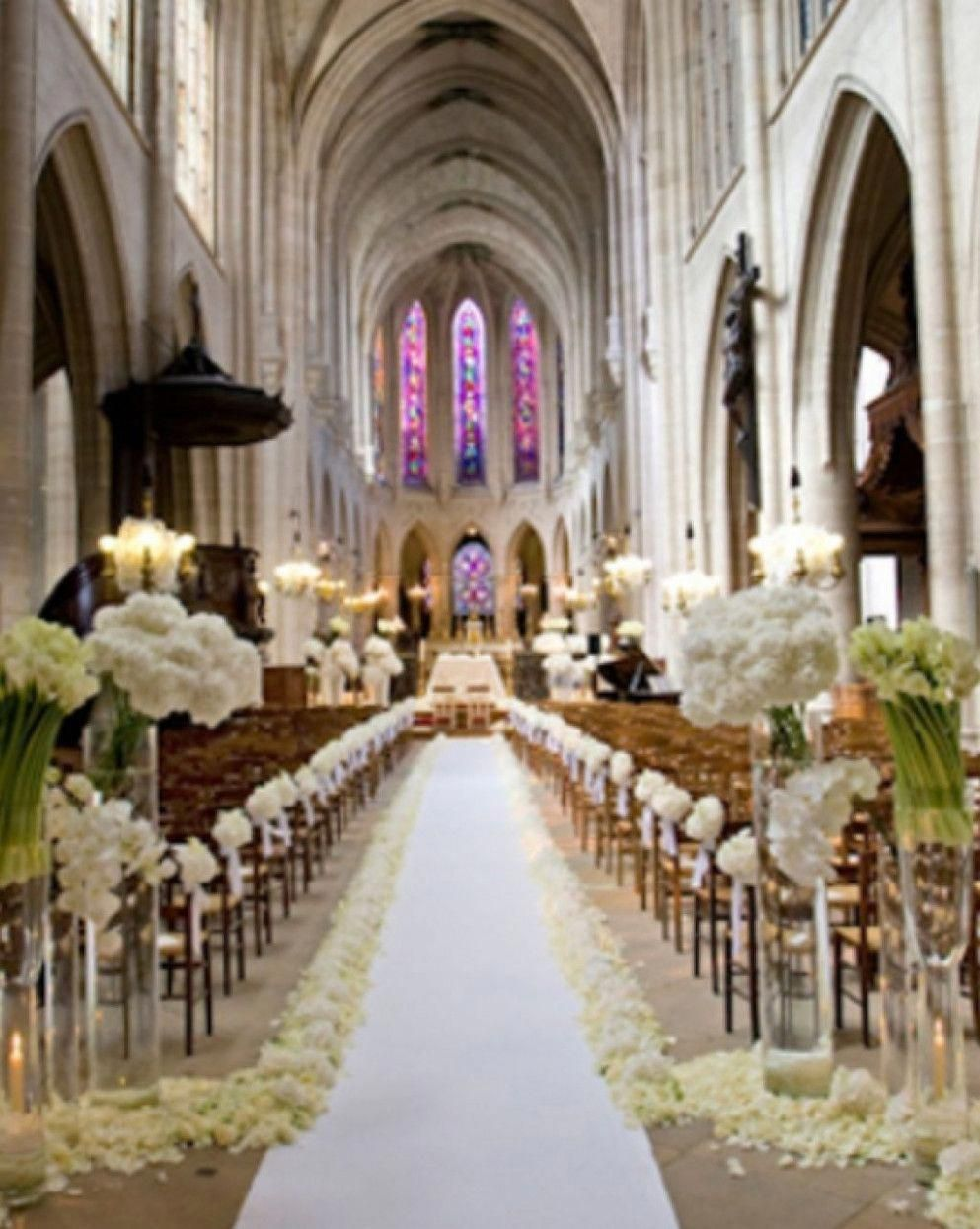 catholic church wedding decoration ideas nice decoration