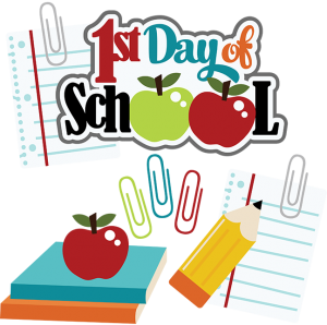 1st day of school svg school svg file cute school clipart pencil svg rh pinterest com cute school clipart free cute school clipart free