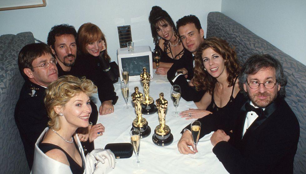 Hollywood: celebridades en situaciones jamás vistas y
