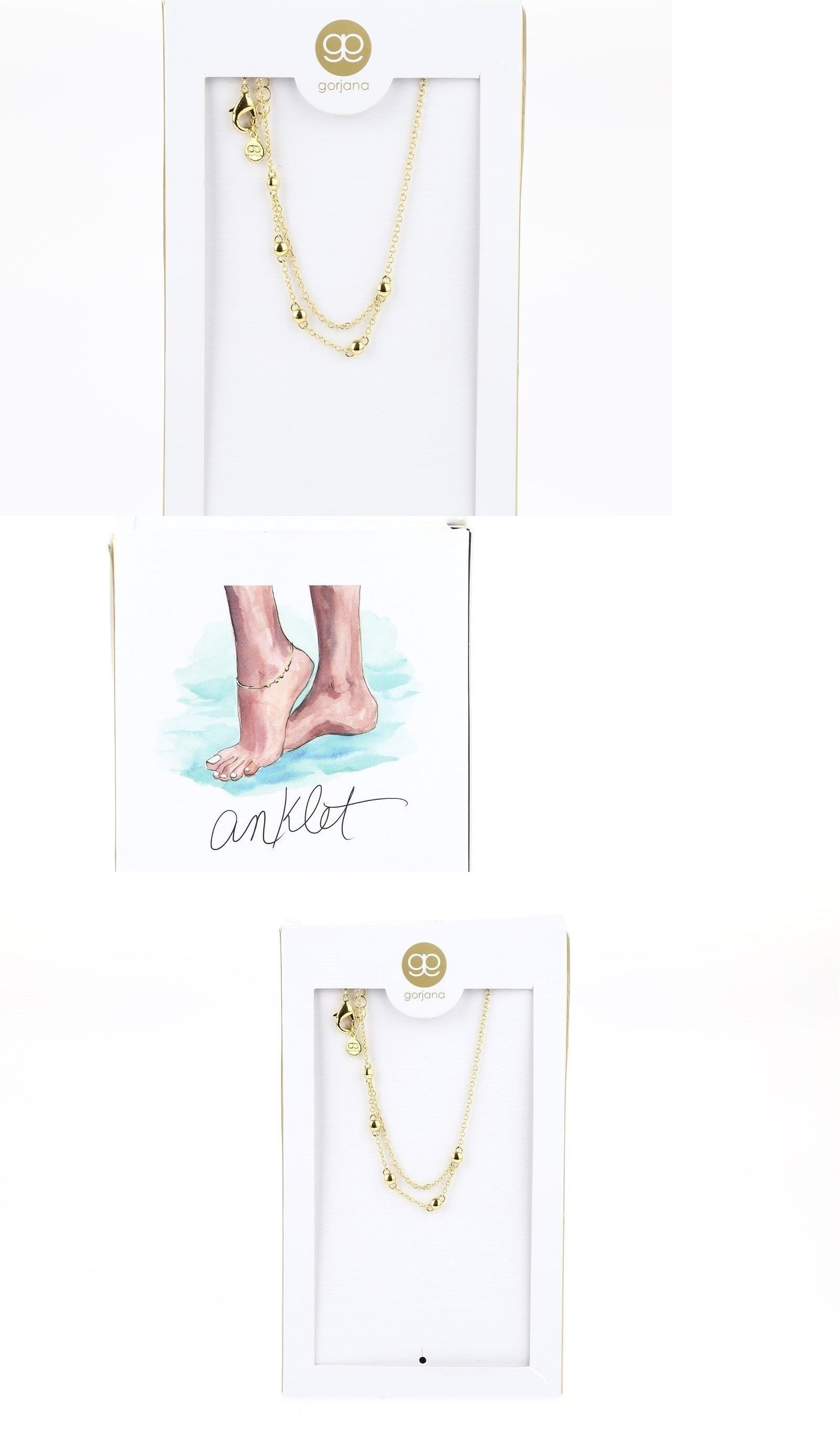 theme nautical anklet s pack ring toe and buy claire