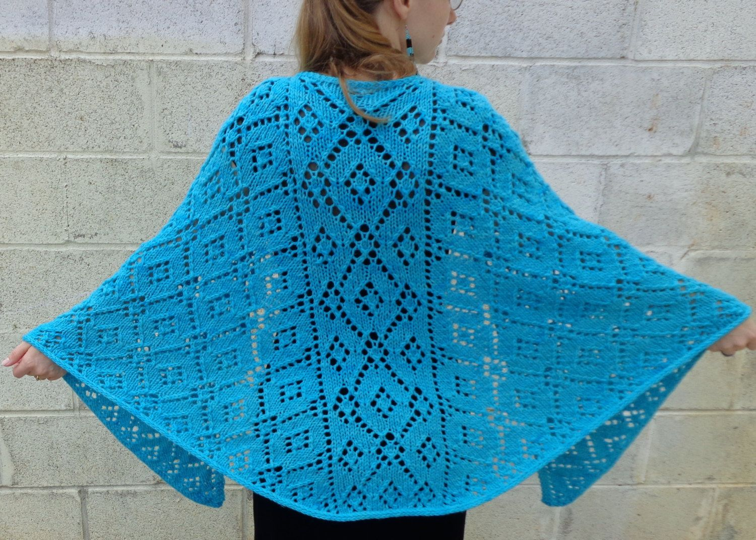 Shawl pdf pattern faroese shaped knitting pattern lace shawl shawl pdf pattern faroese shaped knitting pattern lace shawl original design bankloansurffo Image collections
