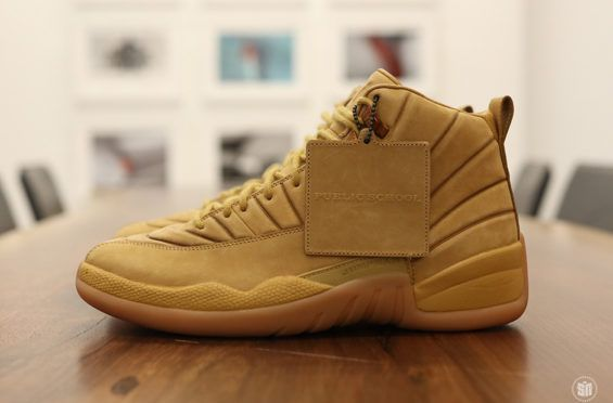 wholesale dealer e747a 228e7 New PSNY x Air Jordan 12 Colorways Will Be Releasing This ...