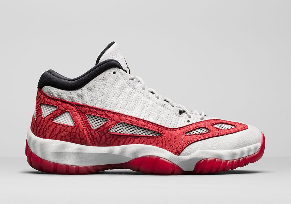 The Air Jordan 11 Low IE Returns In A Rare PE Sample And New Lifestyle  Edition This Fall Page 2 of 3 - SneakerNews.com ba6db5242396