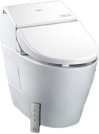 Toto Ms970cemfg 01 G500 Neorest Cotton White Complete Electronic