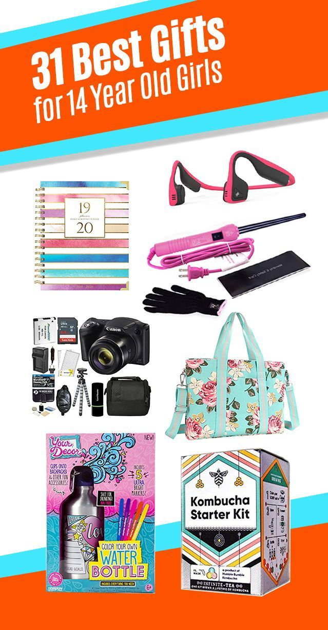 Are you on the search for the best birthday or Christmas gifts for 14 year old teenage girls? If so, we understand how tricky it can be so that's why we've put our efforts into researching what the top options have to offer so you can be sure that you get the best gift for your 14 year old girl. #giftideasforteengirls #giftideas #giftguide #christmasgiftsforteengirls #christmasshopping #christmasgiftguide #christmasgiftideas2019 #christmas2019 #bestgiftideasforteens